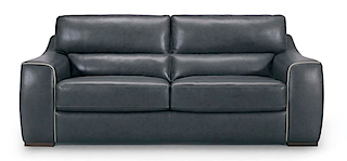Leather Sofa - Sofa 2 Seater