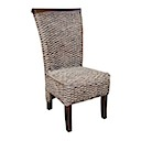 80880STN - REGINA DINING CHAIR WH