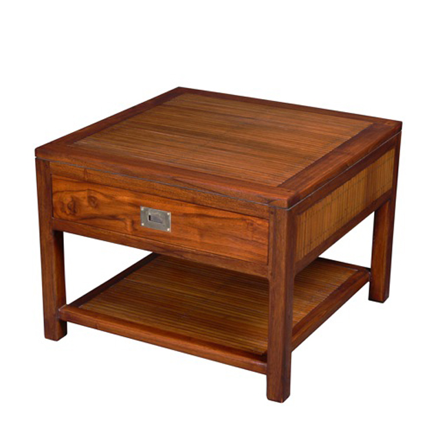 Coffee Table With Map Drawers: COFFEE TABLE 60x60 1 Drawer