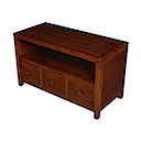 53940 - LOW BUFFET DVD 3 Drawers