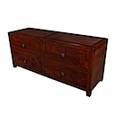 53954 - COMMODE 4 Drawers