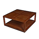 53980 - COFFEE TABLE 80x80