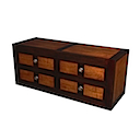 56723 - COMMODE 4 Drawers