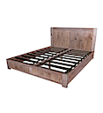 56755N-160NV - BED SIMPLE 160x200 With Bed Mattress