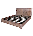 56755N-180NV - BED SIMPLE 180x200 With Bed Mattress