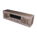 56769NV - TV BUFFET 2 Drawers