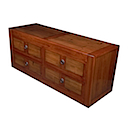 56773CI - COMMODE 4 Drawers