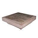 56784NV - LOW COFFEE TABLE 100x100