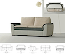 7410SBM-FA1 - SOFA BED 2 Seater