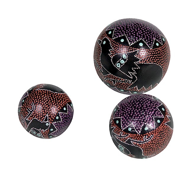 80354A Oil Painting Ball (S3)