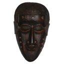 80403 - AFRICAN MASK