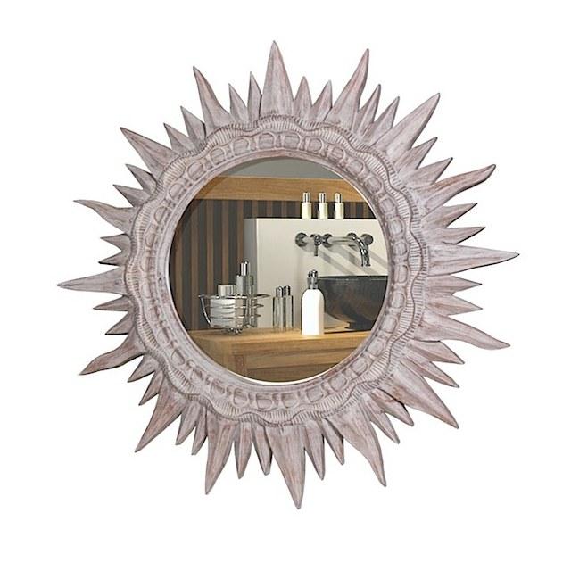 Mirror Matahari Natural Mirror Maison Chic