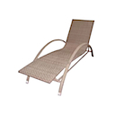 80732SG - BAHAMAS LOUNGER (LIGHT COLOR)