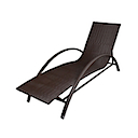 80732SGB - BAHAMAS LOUNGER (DARK COLOR)