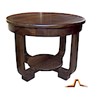 80820RJ - OPLET COFFEE TABLE D.60cm