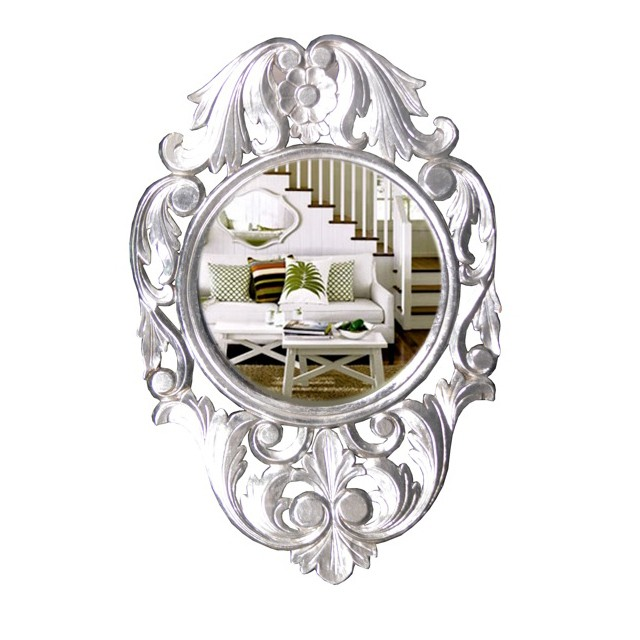 Mirror india baroque mirror uae dubai rak for Mirror 60 x 90
