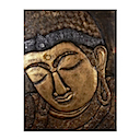 81603 - PANEL BUDDHA FACE