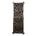 81612 - PANEL BUDDHA ANTIC
