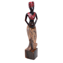 82010 - AFRICAN LADY