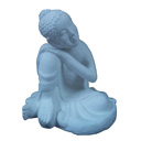 82142W - BUDDHA SLEEPING (White)