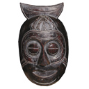 82857A - WOODEN MASK