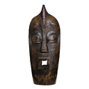 82863A - WOODEN MASK