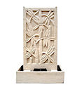 83057 - RELIEF BAMBOO WATER FOUNTAIN
