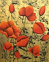 Painting on Canvas LANDSCAPE / FLOWER PAINTINGS