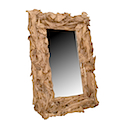 83142 - SQUARE ROOT MIRROR FRAME