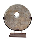 83140 - ROUND STONE STAND D.80cm