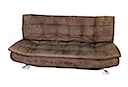 AJ1027CO - CLICK CLACK SOFA BED (Coffee)
