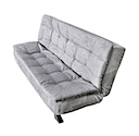AJ1027G - CLICK CLACK SOFA BED (Grey)