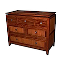 BAL16 - COMMODE 6 Drawers