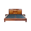 BAL73N - BED 160x200 with 2 Bedsides