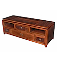 BLC001 - TV BUFFET 3 Drawers 2 Doors 2 Niches