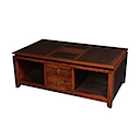 BLC008 - COFFEE TABLE 120x70 4 Drawers