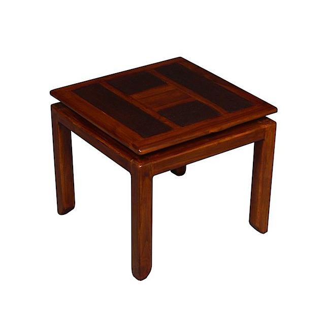 Coffee table simple 40x40 lurik living room furniture for Coffee tables uae