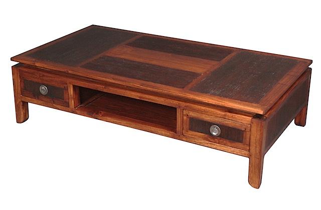 Coffee table 120x80 4 drawers lurik living room for Coffee tables uae