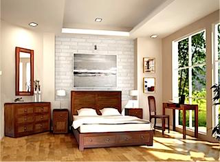 DEAUVILLE | Bedroom Furniture | UAE-Dubai-RAK