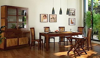 Deauville dining room set