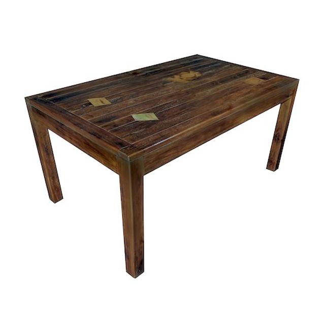 RECTANGULAR DINING TABLE Docker Wood Dining Room  : dob005rectangulardiningt from www.maisonchicdubai.com size 640 x 640 jpeg 124kB