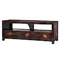 DOB008 - TV BUFFET 2 Drawers 1 Niche