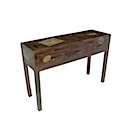 DOB026 - CONSOLE TABLE 3 Drawers