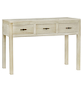 DOB026NV - CONSOLE TABLE 3 Drawers
