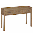 DOB026V - CONSOLE TABLE 3 Drawers