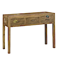 DOB026VE - CONSOLE TABLE 3 Drawers