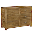 DOB25V - COMMODE 6 Drawers