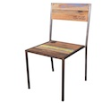 DOF210 Stackable Chair 51x54x90cm