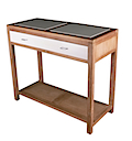 DUN04 - DESK CONSOLE 1 Drawer