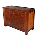 HAR01 - COMMODE 6 Drawers